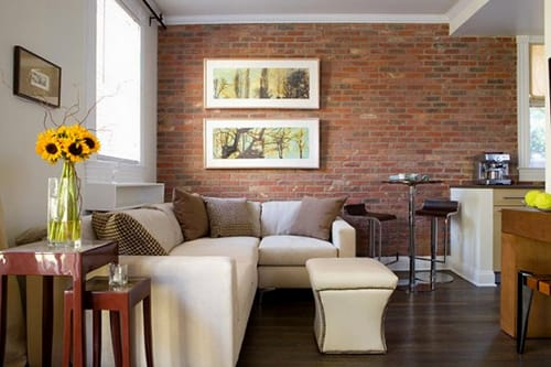 Brick Wall Interior House The Depots Design Tips Exposing Your Brick Interior Wall Discount