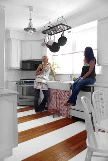 Painted And Stenciled Floors  Do It Yourself!discount. Awesome Living Room Ideas. Brown And Orange Living Room. Rooms To Go Living Room Sets. Living Room Furniture Classic Style. Photos Of Small Living Rooms. Kids Living Room Set. Colors For The Living Room Wall. Open Fire Living Room