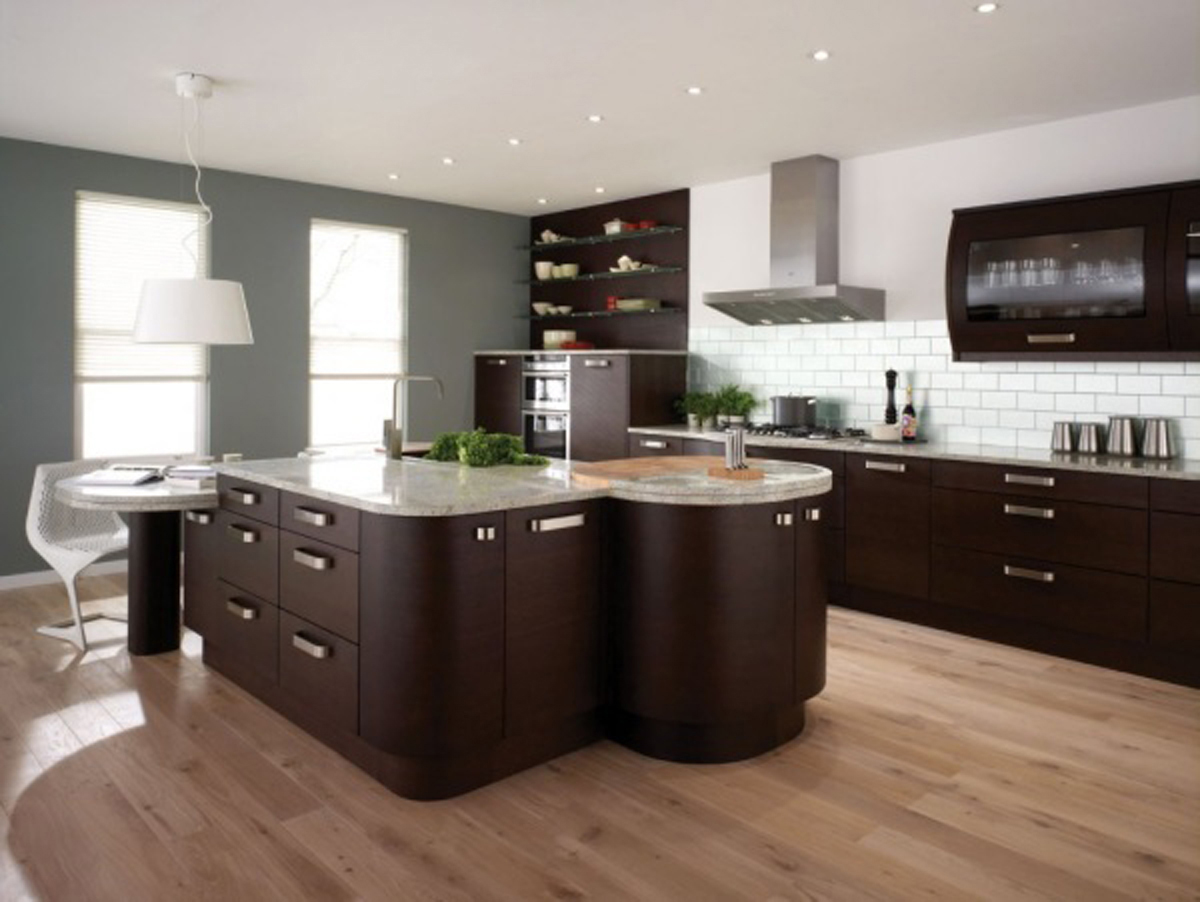 Hardwood flooring for kitchens pros and cons discount - Hardwood floors in kitchen ...