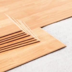 Installing a Click System Laminate Flooring