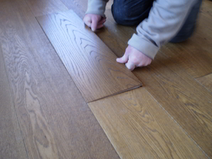 Squeaky Floorboards