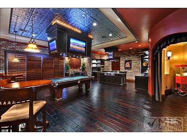 Ny Giants Man Cave Ideas : Men and interior design discount flooring depot