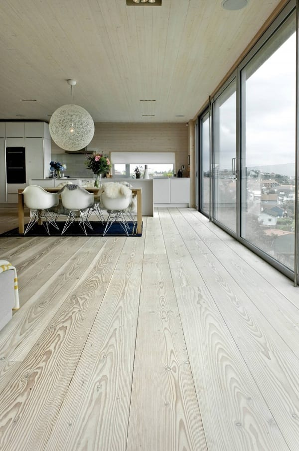 White Washed Flooring A Floor For Every Home