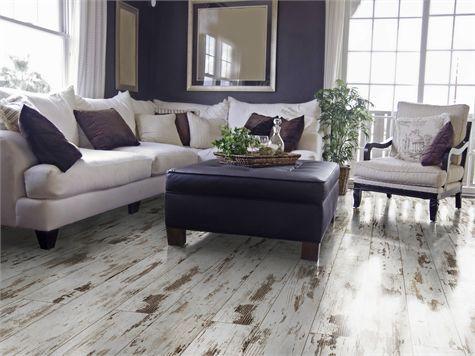 White Washed Flooring, Whitewash Laminate Flooring