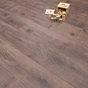 horizon grey brown oak laminate