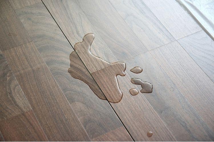 Wet Laminate Flooring