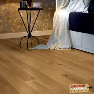 solid wood floor lacquered