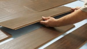 floors are creaking lifting laminate flooring