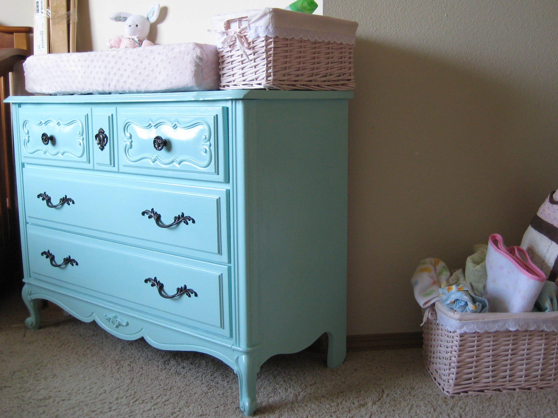 Spray painting furniture ideas - Decorating Ideas Spray Paint Furniture