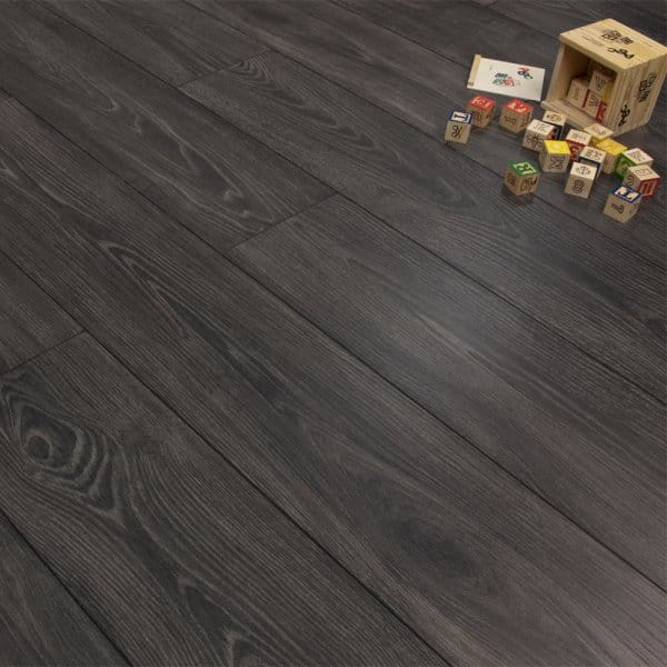Premier Elite Black Smoked Oak Floors Bristol