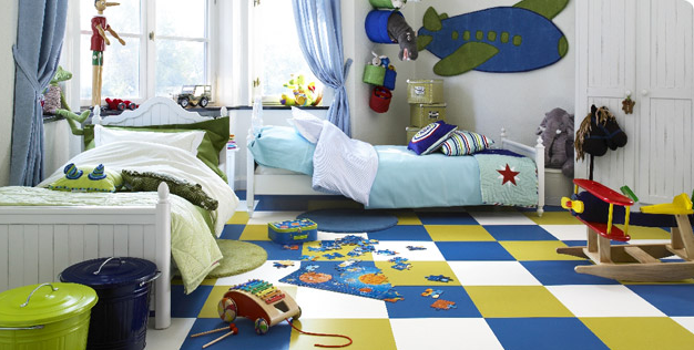 How to Choose The Best Flooring For Your Child\'s Room ...
