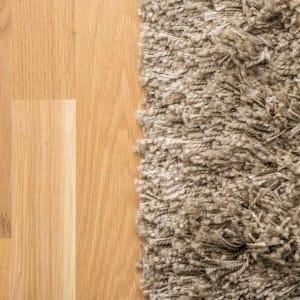 Carpet vs Hardwood - who wins?