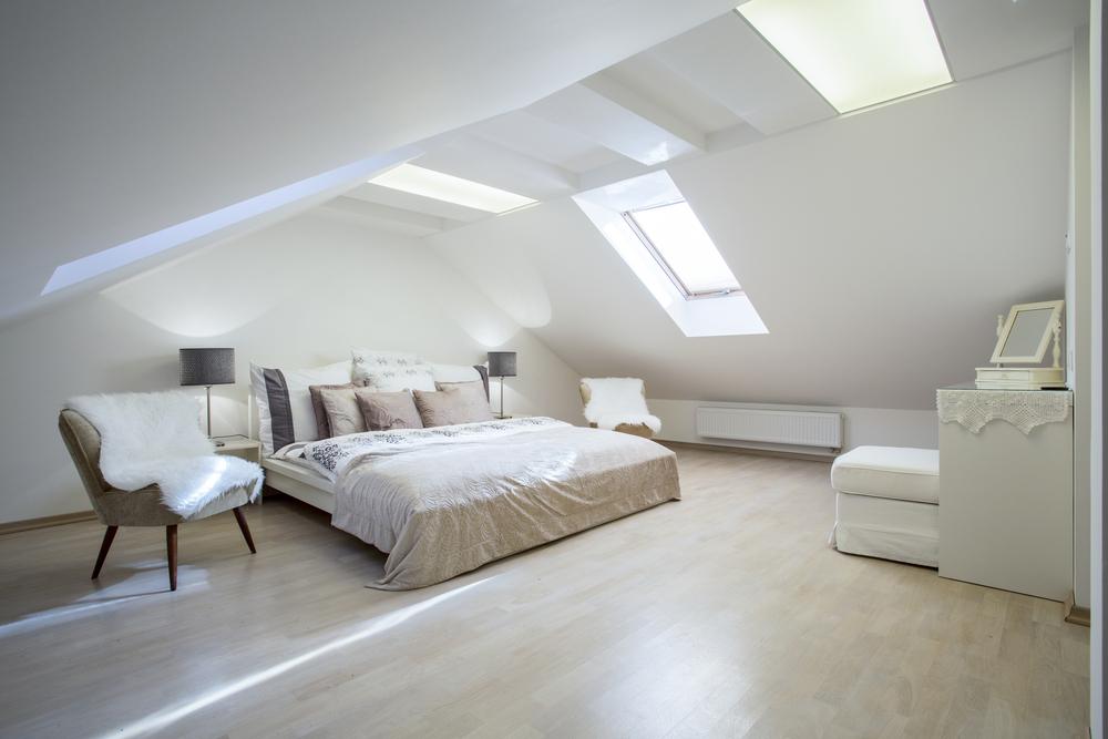 Laminate Flooring Bedroom Loft