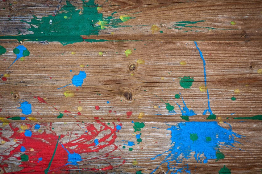 How To Prepare A Can Of Stain Before Painting