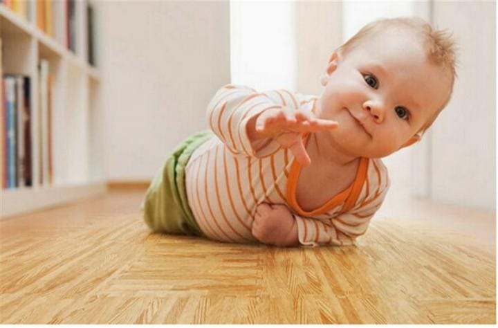 Keeping safe when you have wooden floors discount for Hardwood floors hurt feet