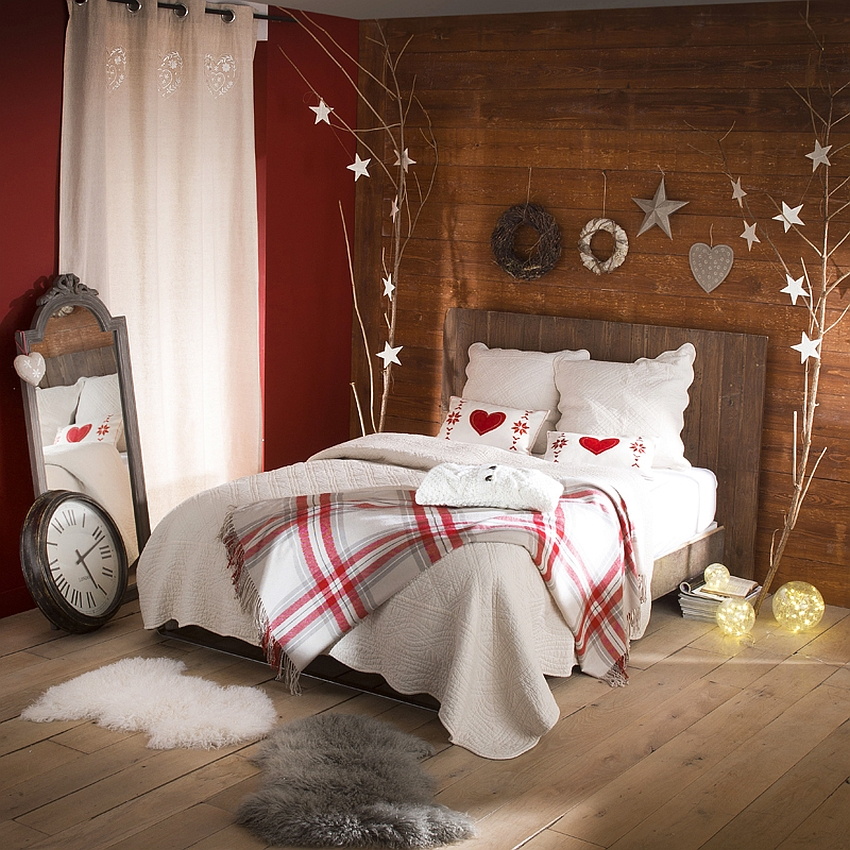 decorating your spare room for guests this christmas
