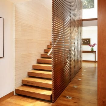 Why wooden staircases are over taking carpet
