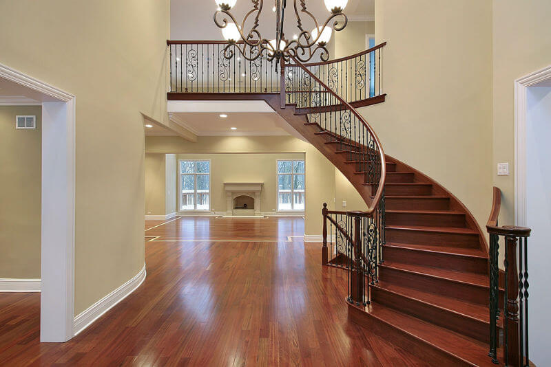 Staircases Are Over Taking Carpet In Popularity Find Out More About This Trend And Why You Should Consider It For Your Next Home Renovation Project