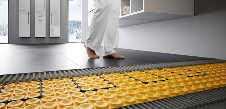 What You Need To Consider Before Getting Underfloor Heating - Types of in floor heating systems