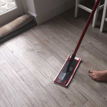 Mopping your wooden floor