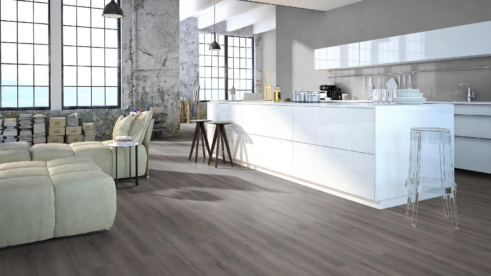 how to embrace the greige flooring trend flooring depot blog. Black Bedroom Furniture Sets. Home Design Ideas