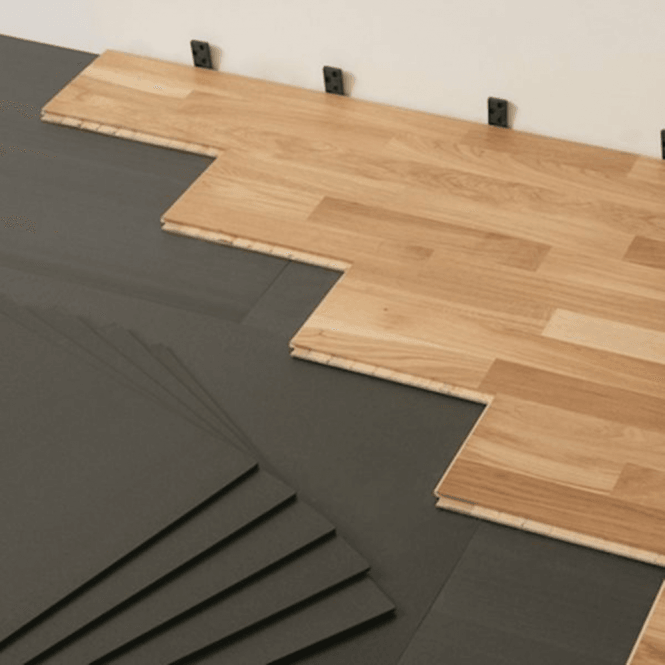 Acoustic Pro 5mm Underlay (9.76m2 Coverage)