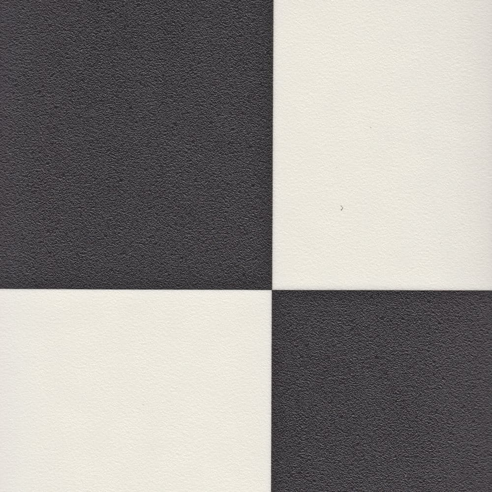 Affinity 599 chess board cushioned vinyl flooring for Cushioned linoleum flooring