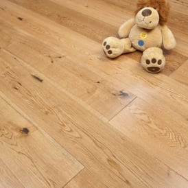 Alverton Engineered Flooring 20/4mm x 190mm Oak UV Lacquered 2.09m2