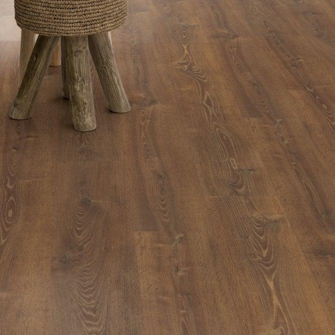 Amplified - 10mm laminate flooring - Mocha