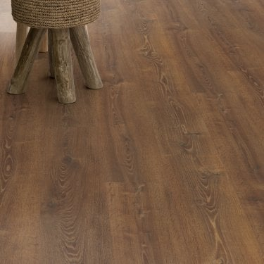 Amplified - 10mm laminate flooring - Mocha