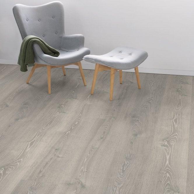 Amplified - 10mm laminate flooring - Moonlight Oak