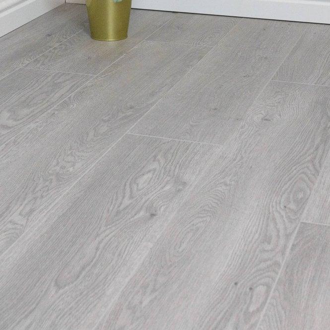 Aqua Valley - 12 mm laminate flooring - Rectory Grey