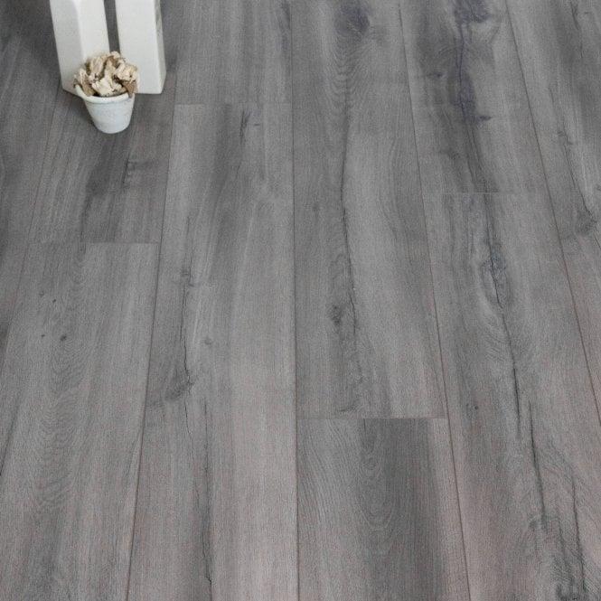 Aqua Valley - 12 mm laminate flooring - Skimming Grey