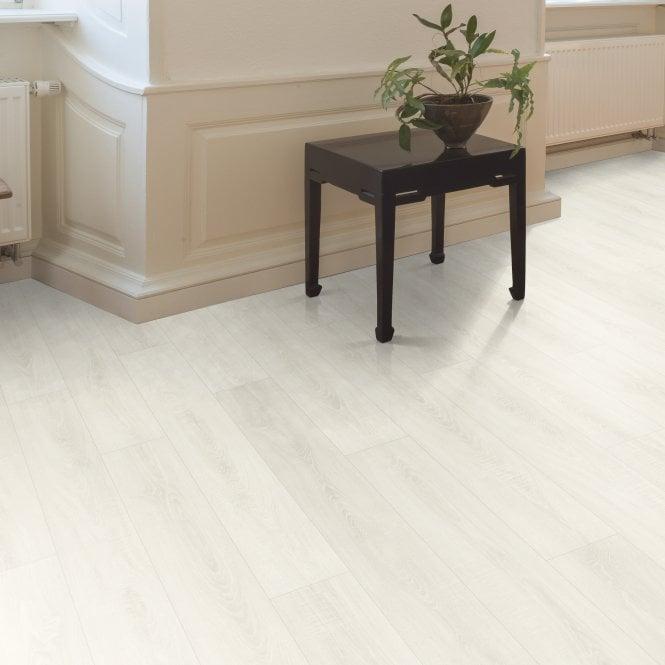 Aspect - 8mm Laminate Flooring - Buttermilk Oak