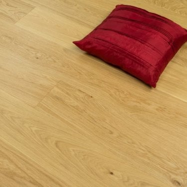Aspire Click - 14mm Engineered Oak Flooring - AB Grade UV Oiled