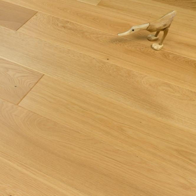 Aspire Click - 14mm x 180mm x 2.26m Engineered Oak Flooring - AB Grade Matt Lacquered