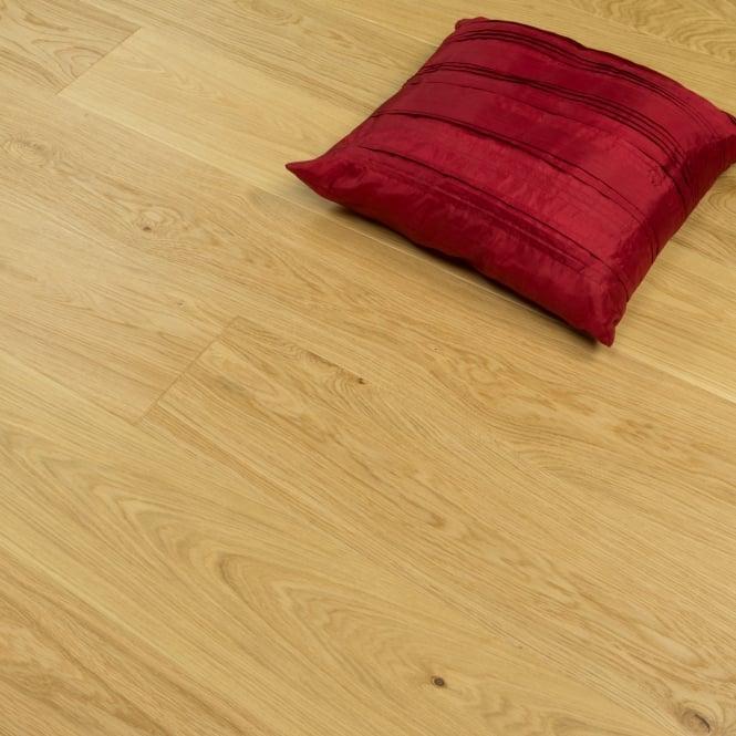 Aspire Click - 14mm x 180mm x 2.26m Engineered Oak Flooring - UV Oiled