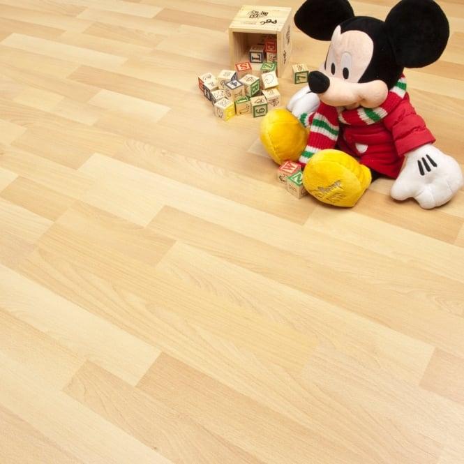 Balterio balterio axion beech 270 7mm flat ac3 for Axion laminate flooring