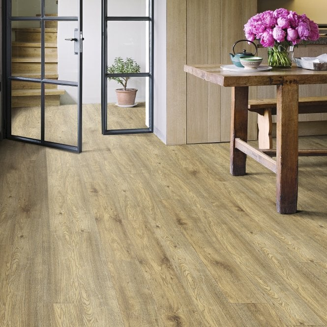 Fortissimo - 12mm Laminate Flooring - Etna Oak