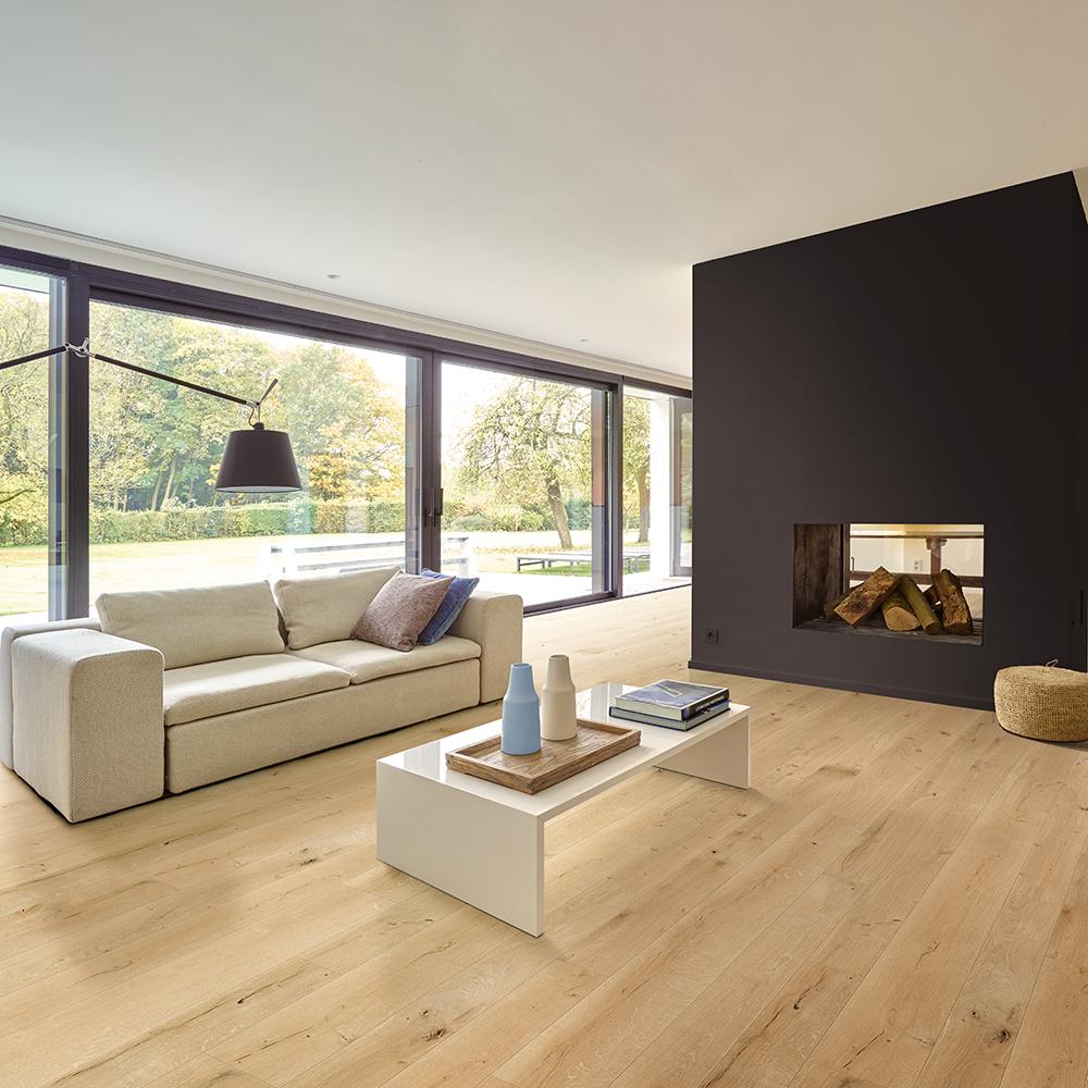 Balterio grande narrow 082 linnen 9mm laminate flooring v for Balterio stockists