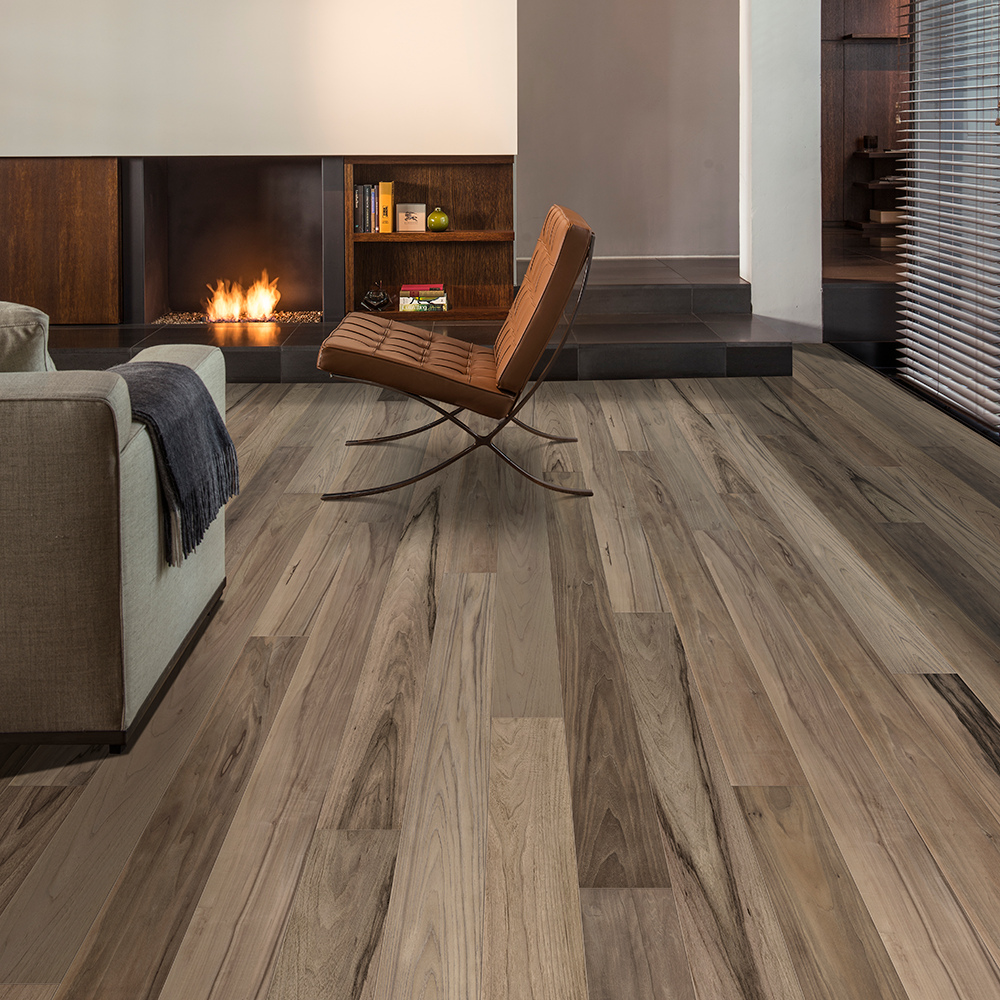 Laminate Flooring Moisture Barrier Concrete Patio Deck Flooring: Balterio Grande Narrow 089 Modern Walnut 9mm Laminate Flooring V-Groove AC4 2.0541m2