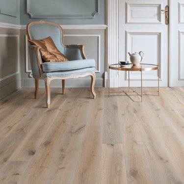 Balterio Grande Narrow - 9mm Laminate Flooring - Light Skyline Oak