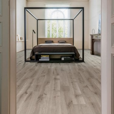 Balterio Grande Narrow - 9mm Laminate Flooring - Steel Oak