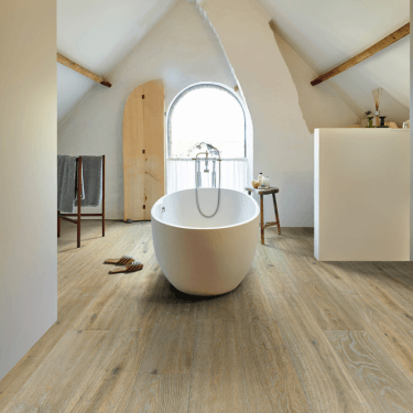 Balterio Grande Wide - 9mm Laminate Flooring - Light Venn Oak