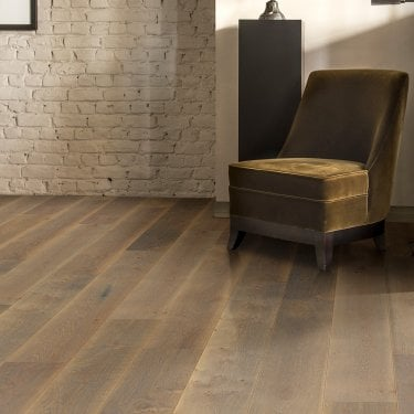 Balterio Grande Wide - 9mm Laminate Flooring - Sienna Oak