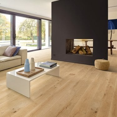 Balterio Impressio - 8mm Laminate Flooring - Garda Oak