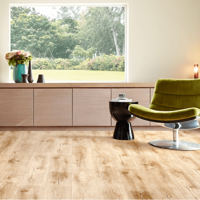 Impressio - 8mm Laminate Flooring Savannah Oak