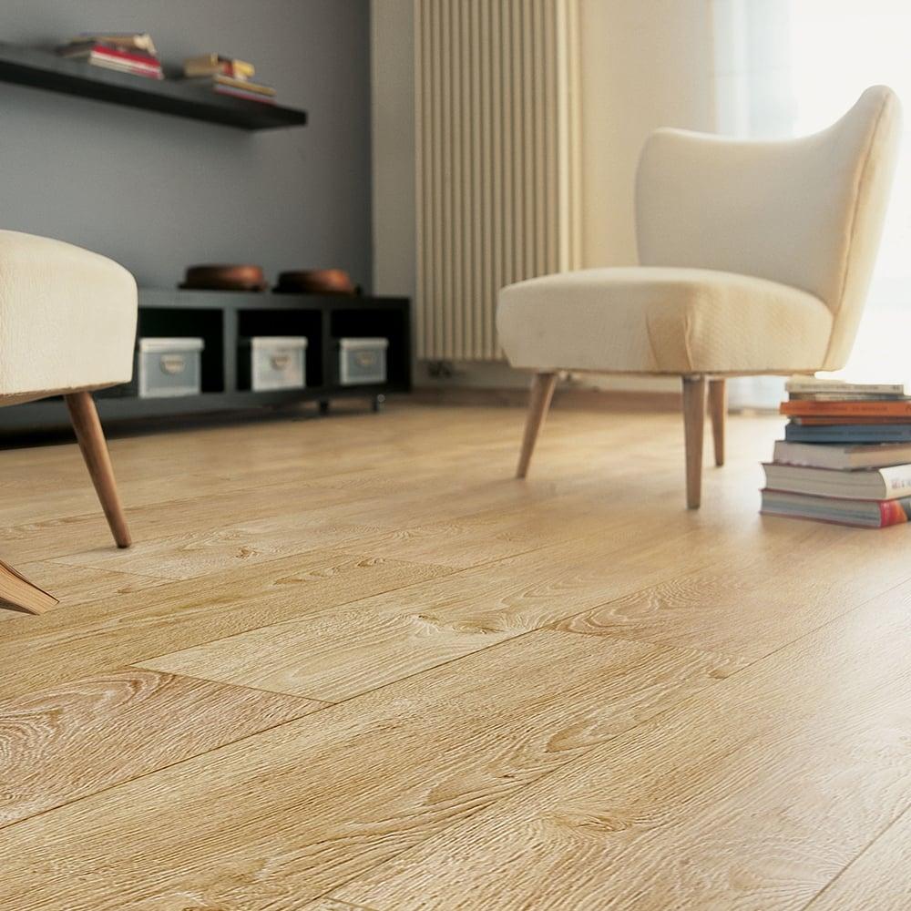 Balterio Impressio Imperial Oak 8mm Laminate Flooring V Groove Ac4 2 46m2
