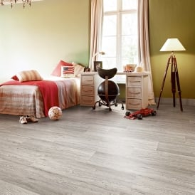 Balterio Impressio Weathered Pine 693 8mm Laminate Flooring V-Groove AC4 2.46m2