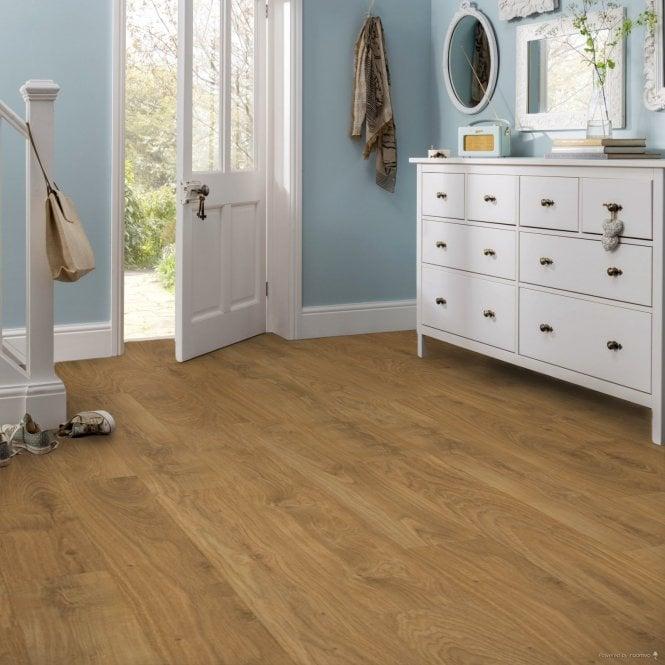 Livanti - 8mm Laminate Flooring - Quercus Oak